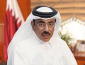جاسم بن يوسف السليطى وزير المواصلات القطرى