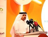 أحمد بن ركاض العامرى مدير معرض الشارقة الدولى للكتاب