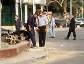انفجار ميدان نهضة مصر