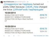 """خدمة الدفع الفورى """"apple pay"""""""
