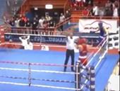 مباراة ملاكمة – أرشيفية