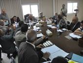 جلسة المجلس التنفيذى للمحافظة