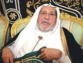 الشيخ عبد القادر بن طه الشيبى كبير سدنة بيت الله الحرام
