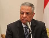 محمود أبو النصر وزير التعليم