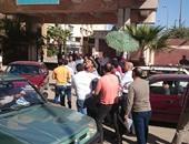 اشتباكات بين أمن مستشفى كفر الدوار وعدد من الشباب