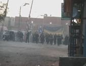 قوات الأمن تطارد الإخوان - أرشيفية