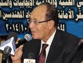 الدكتور محمود أبو زيد رئيس المجلس العربى للمياه