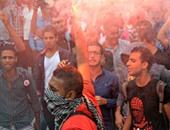 أحداث العنف بجامعة القاهرة