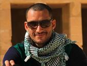 بورتريه لأحد العمال المصريين