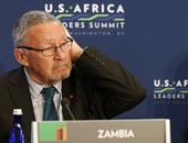 جاى سكوت رئيس زامبيا المؤقت