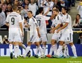 ريال مدريد الإسبانى
