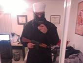 التنكر بزى داعش