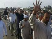 مظاهرة للإخوان  -  ارشيفية