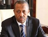 عبد الله الثنى رئيس الحكومة الليبية
