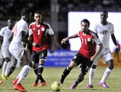 جانب من مباراة السنغال ومصر