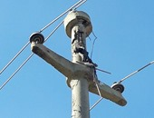 عمود الكهرباء