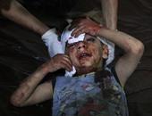 قصف فى الغوطة- أرشيفية
