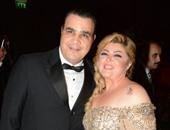 مها احمد و مجدى كامل