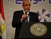 محمد عشماوى المدير التنفيذى لصندوق تحيا مصر