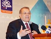 حسن راتب- رئيس مجلس أمناء جامعة سيناء