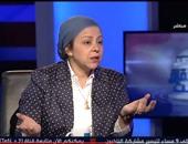 نهاد أبو القمصان المحامية ورئيس المركز المصرى لحقوق المرأة