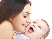 أم وطفلها - أرشيفية