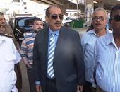 اللواء علاء الهراس نائب محافظ الجيزة للأحياء