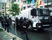 الشرطة الألبانية