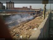 حرق القمامة