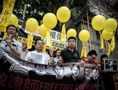 احتجاجات صينية على حبس المحامين