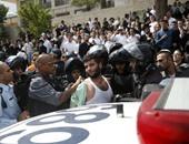 إسرائيل تعتقل فلسطينى