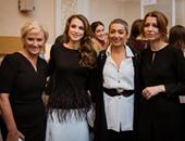 الملكة رانيا بقمة المرأة فى لندن