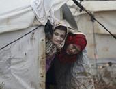 اللاجئون السوريون