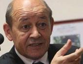 جان إيف لورديان وزير الدفاع الفرنسى