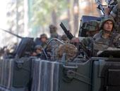 قوات الجيش اللبنانى