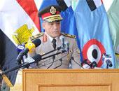 اللواء أركان حرب عصمت مراد مدير الكلية الحربية