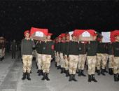جنازة شهداء رفح الأبرار