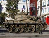 الجيش التونسى