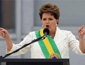 رئيسة البرازيل الحالية ديلما روسيف