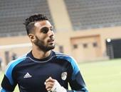 أحمد الشناوى حارس مرمى الزمالك