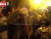 احتفالات مولد العارف بالله إبراهيم الدسوقى