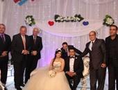 حفل زفاف الزميل محمد كمال