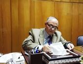 الدكتور رضا العدل رئيس القابضة الكيماوية