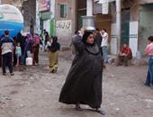 صورة تلخص معاناة المرأة فى مصر