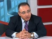السفير المصري لدى فلسطين وائل عطية