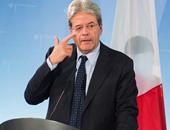 وزير الخارجية الإيطالى باولو جينتيلونى