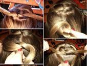 طفائر الشعر المبتكرة