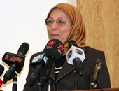 الدكتورة ناهد العشرى وزيرة القوى العاملة