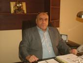 المهندس على حسين على رئيس مجلس إدارة مياه الشرب والصرف الصحى بمحافظات القناة