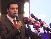 محمد بدران رئيس الحزب